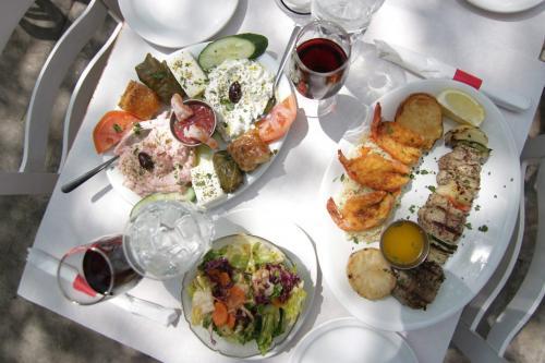 Meilleur Nourriture Grecque