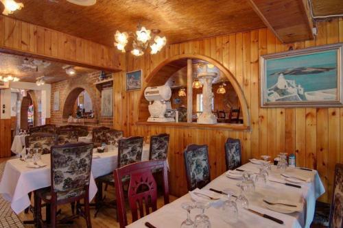 restaurant grec plateau
